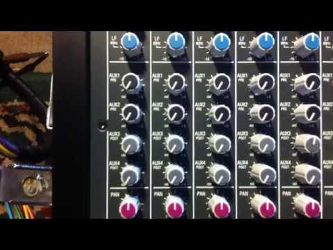 Sound Tutorial - Running the Sound Board