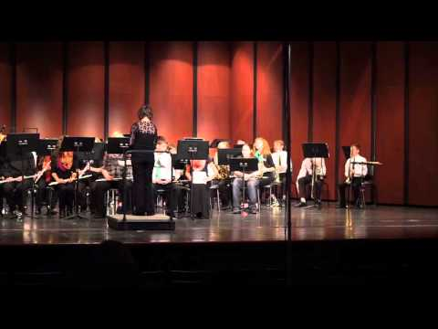 More of the Springport Middle School Band at Fowlerville, MI