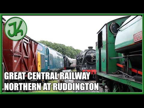 Great Central Railway Northern at Ruddington