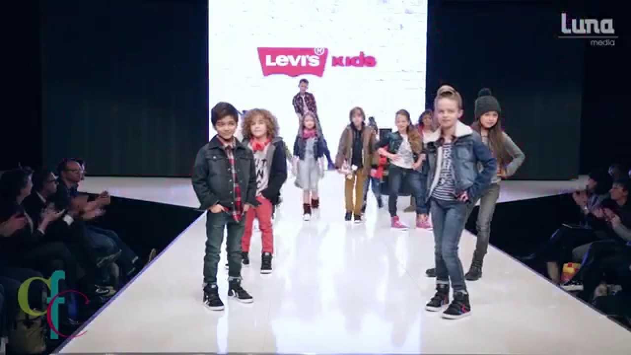 Levi s Kids Fashion Runway Show at CFC F W 2015 16 - YouTube 1159d67e850dd