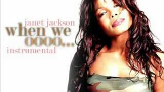 Janet Jackson - When We Oooo (Instrumental)