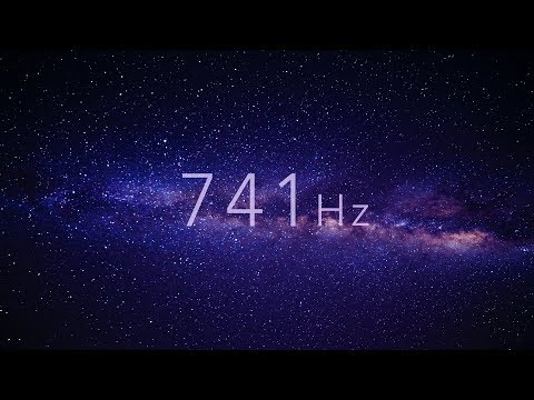 Solfeggio 741 Hz Frequency⎜Can Remove Toxins & Help Problem Solving