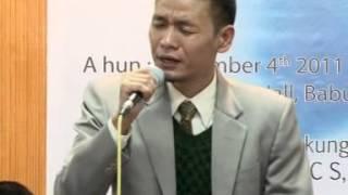 Lalruatfela Pachuau - Hmangaihna ka sawi thiam lo