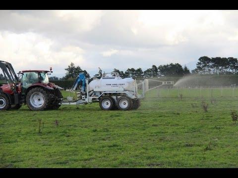 TOW AND FERT: Fine Particle Fertiliser Sprayer, Liquid Fertiliser Sprayer & Fluid Fertilizer Sprayer