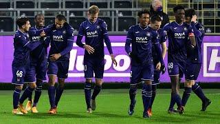 Highlights: RSC Anderlecht - KV Oostende