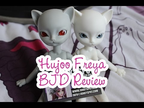 Hujoo Freya BJD Review