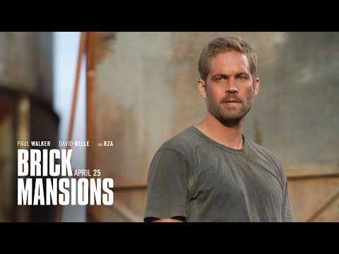 Brick Mansions - Trailer #2 - In Theaters April 25