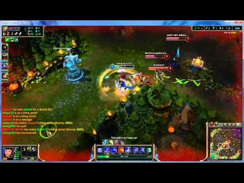N -m- N league of legends Chapter 4