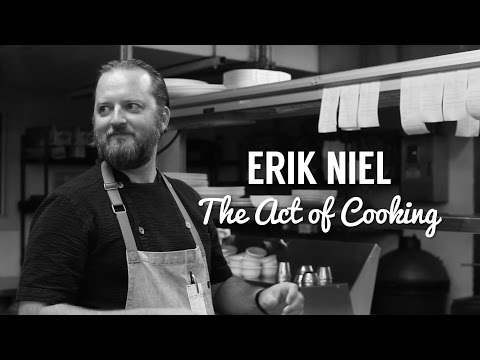 """Erik Niel: The Act of Cooking"" - Easy Bistro in Chattanooga"