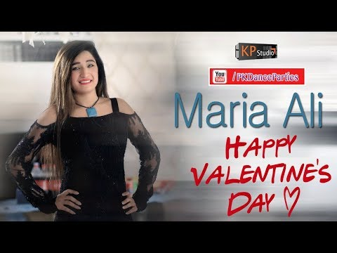 MARIA ALI VALENTINES SPECIAL PERFORMANCE @ PRIVATE PARTY
