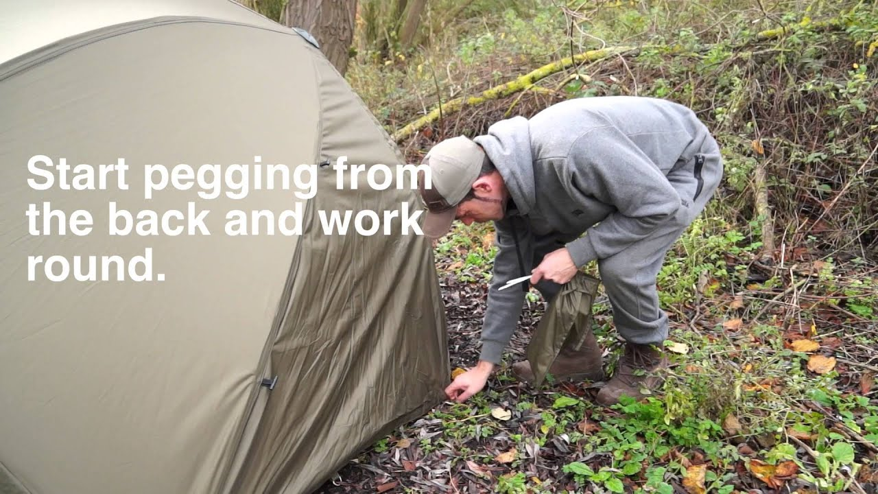 ***CARP FISHING TV*** How to set up the Supa 50 System MK2 ...