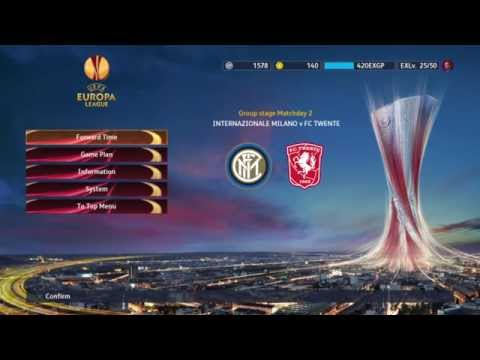 UEFA Europa League | In-Game Mode Music #1 | PES 2015