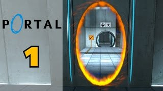 Portal Blind - Part 1 - Time for Science!