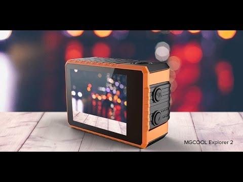 MGCOOL Explorer 2 Voice Control function Demo (engineering sample )