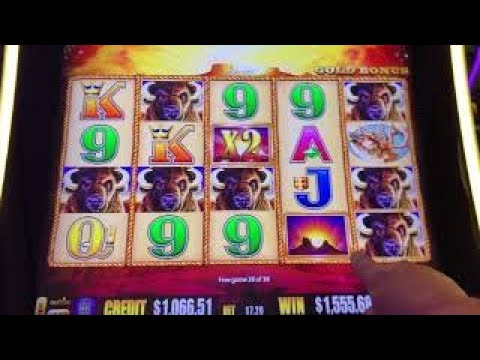 😱 MOST INTENSE SLOT JACKPOT EVER RECORDED 🤑 WHAT WOULD YOU DO??? 🚨 BUFFALO GOLD 🚨 !
