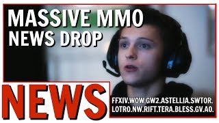 Massive MMO News Drop: FFXIV, WoW, GW2, SWTOR, Astellia, TERA and More