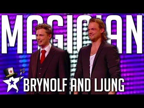Magicians Perform The Most Difficult Card Trick | Britain's Got Talent 2012 | Got Talent Global