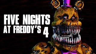 A NOITE IMPOSSÍVEL? - Five Nights At Freddy