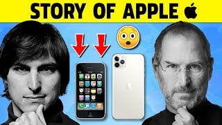 Gambar cover STEVE JOBS BIOGRAPHY | STORY OF APPLE COMPANY | iPhone 11