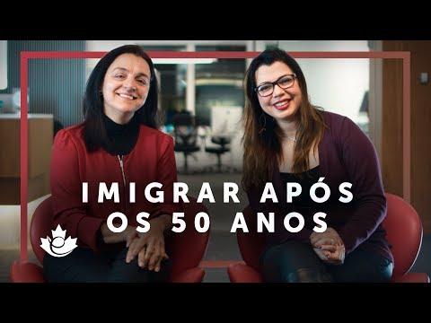 IMIGRAR PARA O CANADÁ COM MAIS DE 50 ANOS