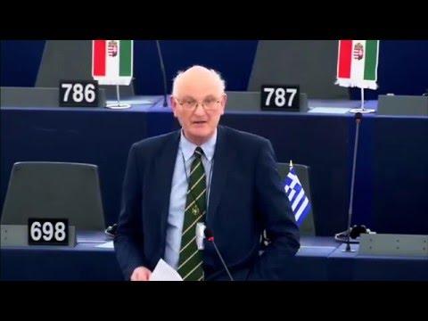 Making the EU bigger does not make the EU better - Stuart Agnew MEP