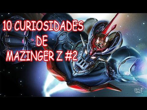 10 Curiosidades De Mazinger Z #2