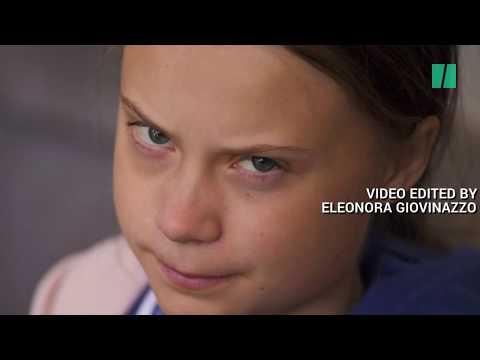 Una foto di 120 anni fa solleva teorie cospirazioniste su Greta Thunberg