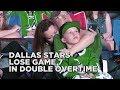 Despite Ben Bishop's performance, Dallas Stars lose in double overtime