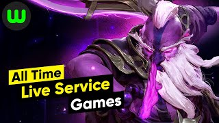 15 Live Service Games to Play Right Now