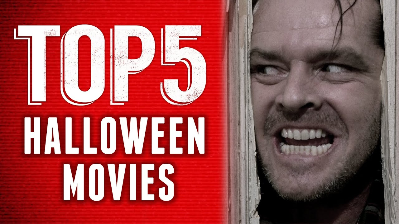 top 5 halloween movies top 5 fridays youtube