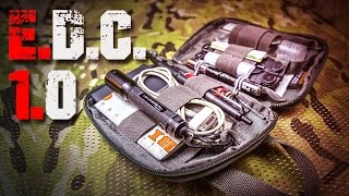 EDC 1.0 Maxpedition Mini Pocket Organizer - Review Test (Deutsch/German)