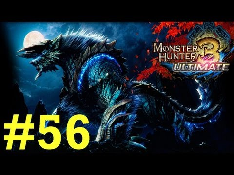 Monster Hunter 3 Ultimate - Online Quests -- Part 56: Red Lightning