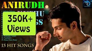 Anirudh | Jukebox | Kuthu Songs | Rap Songs | Tamil Hits | Tamil Songs | Non Stop