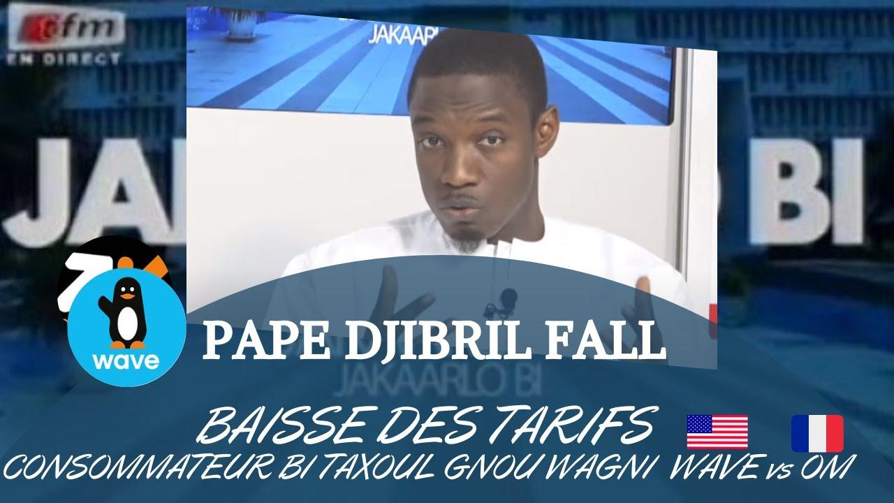 """Download Guerre des opérateurs/transfert d'argent-Pape Djibril: """"Xéx bi intéret consommateurs taxoulén diauk"""""""
