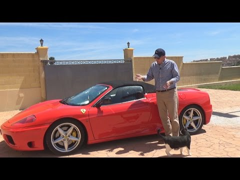 2 years living with a Ferrari 360 Spider - Review & cost - Vlog 64