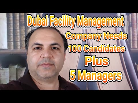 Operations manager job vacancy in dubai