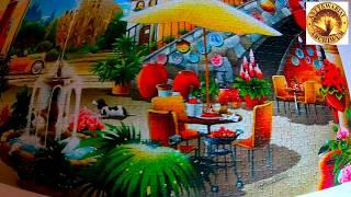 Time Lapse Puzzle Trefl Widok na Barcelone Vista of Barcelona 2000 pcs