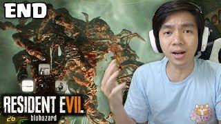 Akhir Riwayat Lucas - RESIDENT EVIL 7 - Not A Hero - Indonesia #3 (END)