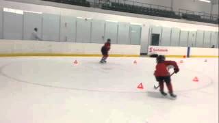 PowerSkating Academy Student Highlight