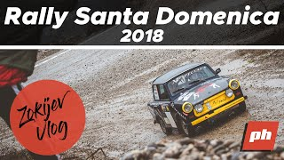 U BLATU DO UŠIJU - RALLY SANTA DOMENICA