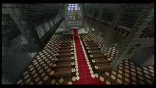 Minecraft Cathedral 6