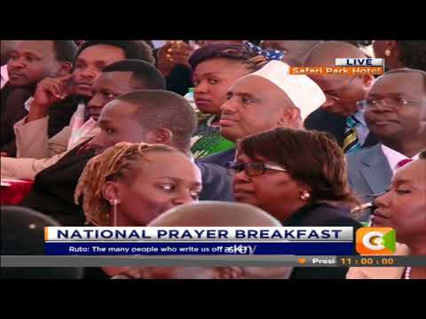 President Kenyatta: On issues we can't agree let's work together