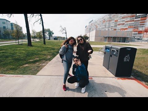 A DAY AT UNIVERSITY OF HOUSTON