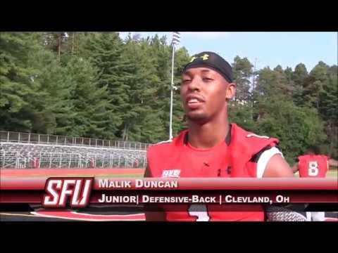 Malik Duncan Junior Highlights  || Shutdown CB  | St. Francis University