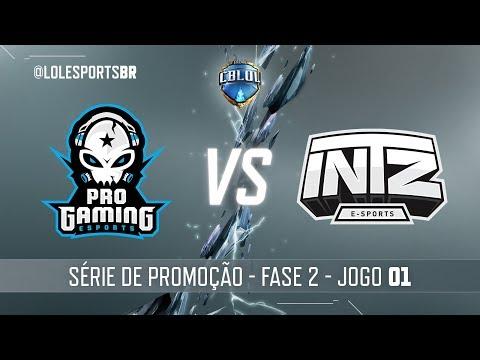 Série de Promoção: ProGaming x INTZ (Jogo 1) | Fase 2 - 2ª Etapa