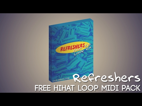 FREE 500 Subs HiHat MIDI/Loop Kit | Future Type Beat - Price Tag