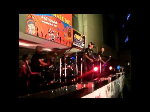 Makadawa - Gibuwagan live @ ACT