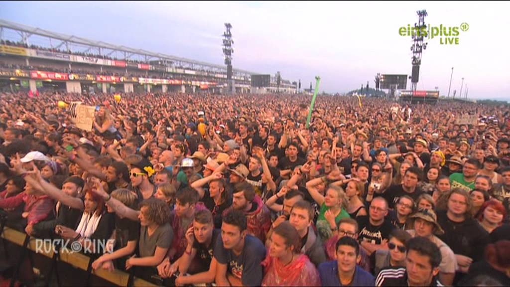 Volbeat Hallelujah Goat Live At Rock Am Ring 2013 Hq Youtube
