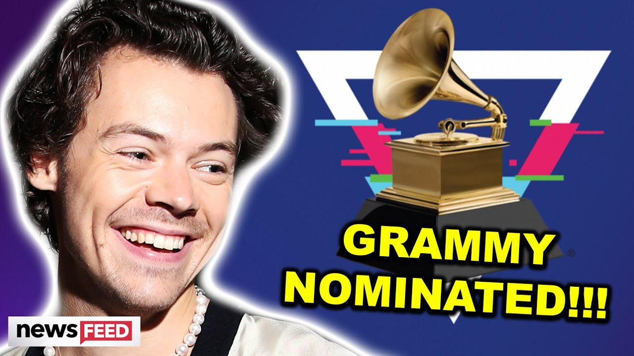 Harry Styles Makes One Direction History With Grammy Nomination!