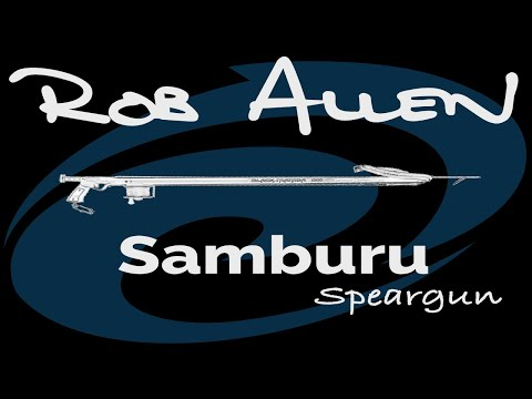 Rob Allen Samburu Speargun